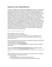 ENGL 285 Notes on Class Discussion of Readings (Prof Timothy Williams Fall 2013)