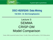 DSCI4520_SEMMA-CRISPDM_3 updated.ppt