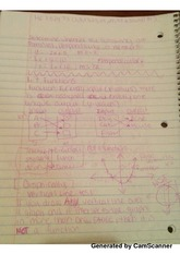 class notes functions