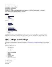 Find College Scholarships - Niche.html