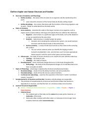 Outline chapter one Human body orientation[2485].docx
