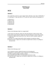 Mock test (Qns only) Term 1 (0809)