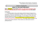 Copy of 08-IS5T1- Explain 2: Earthquakes