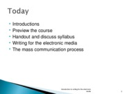 introduction ppt