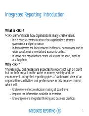 Integrated Reporting- Introduction (1)(1).ppt