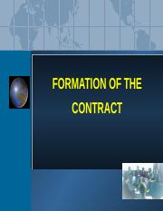 Contract Formation.ppt