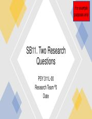 Sample SB11. Two Research Ideas.pdf