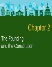 CH 2 THE FOUNDING AND THE CONSTITUTION(3)