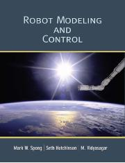 Robot Modeling and Control.pdf