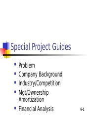 Project Guidelines.ppt