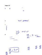 Lecture 12 on Precalculus
