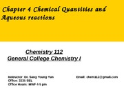 Chem112Lecture -Chapter4B
