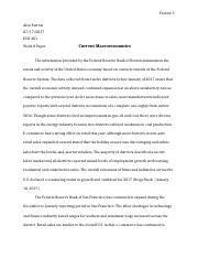 Alex Farrow ECO201 Week 8 Paper.docx