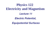 L11_Viet_Electric Potential_Equipotential_Surfaces