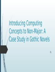 Introducing Computing Concepts to Non-Major.pptx