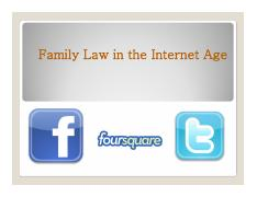 Family Law in the Internet Age.pdf