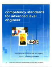 Competency standards advanced level engineer ANNEX B.docx