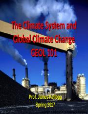 14. Climate System and Global Climate Change BW