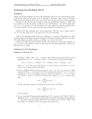 Homework 9 Solution on Dynamical Systems and Ergodic Theory