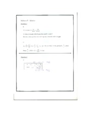 CE 453 solution of midterm 2