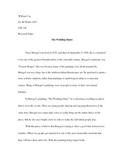 William Coy GW Research Paper