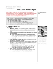 latermiddleages