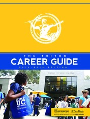 UCSD Job Search Handbook 13-14