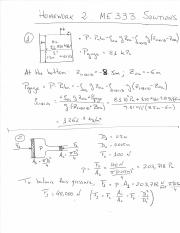 mechanical engineering homework