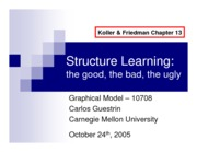 structural learning