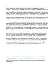 wayne williams case study essay Running head: wayne williams 1 wayne williams terrica mccaskill 4306-criminal behavioral analysis faulkner university january 18, 2014 abstract wayne.