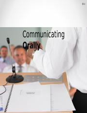 Communicating Orally.ppt