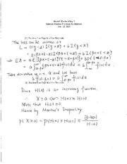 Practice Midterm Solutions