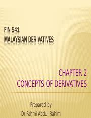 Chapter 2 CONCEPT OF DERIVATIVES.ppt