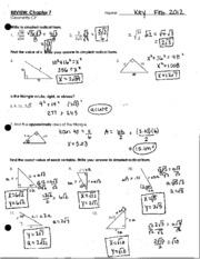 chapter 7 test review answer key