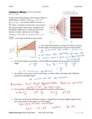 InterferenceDiffraction_solutions