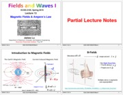 Lect_13_Magnetic Fields & Ampere's Law_HO(2)