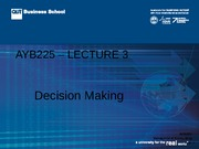 AYB225 Lecture 03 Sem 1 2014