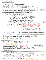 Applications of Quantum Field Theory to Geometry Lecture 5.2 canonical-quantization