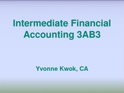 Ch 1 Financial Reporting Environment
