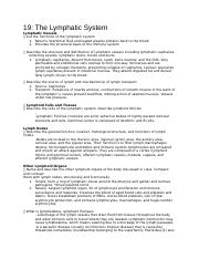 ZOO 332 Exam 2 Study Guide Final