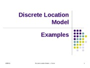 LocationAnalysisPart2-SetCoveringModel(1,21)