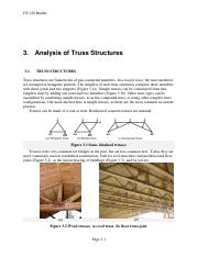 03 - Analysis of Trusses-2016