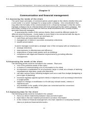Fin Management 5 Ed Solutions Chapter 5.doc