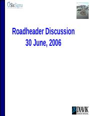 4.Update 10 July 2006.ppt