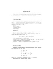 Homework G Solutions on Gravitation