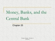 Week 11 - Money_ Banks_ and the Central Bank (Chapter 25)