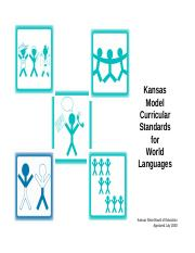Kansas WL Standards Entire Doc(2) rev110508 appr072008.doc
