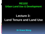 RE1102 Lecture 3