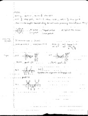 Algebra 2 Lecture 5 Notes