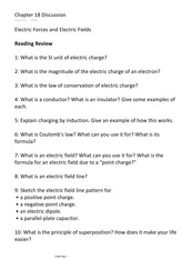 Chapter 18,19, 20 Discussion Questions